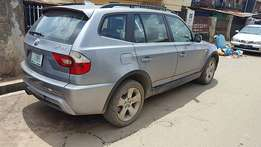 1st body Pristine BMW X3 (2008)