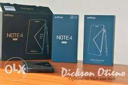 Note 4 pro brand new