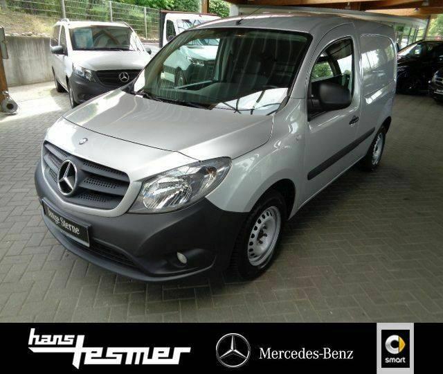 Mercedes-Benz CITAN 109 CDI KASTEN LANG AHK+KLIMA - 2016