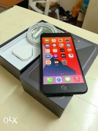 iPhone 8 Plus 256gb with brand new condition with warranty