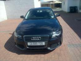 2011 Audi A4 2.0T 6-Speed Ambition