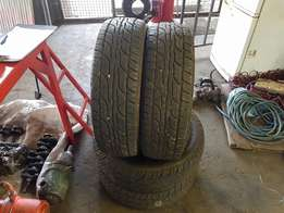 Tyres 15""