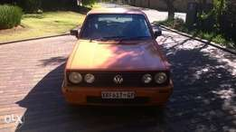 Golf1 R line bumpers 1.4