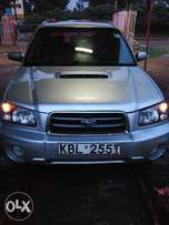 Forester cross sports Sg5. quicksale