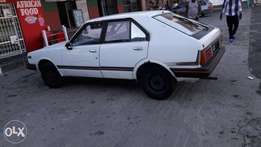 Datsun Pulsar in a very good condition