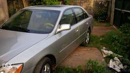 Toyota Avalon 2002 model