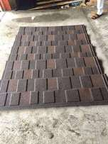Looking attractive and deliciouse stone coted roofing sheet in lagos s