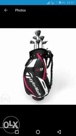 Complete golf kit Orelope - image 1