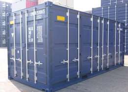 GP Container 20ft Openside (NEW) Blue