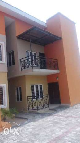 Three wings of detached duplex for sale in an estate at Okota Lagos Lagos Mainland - image 1
