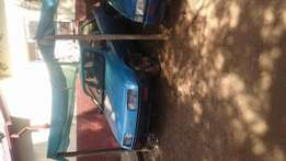 I'm selling a fordserria and madza rustler bakkie