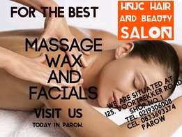 Best Massage in Parow
