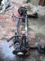 Vw Golf 5 Gti rear suspension for sale...