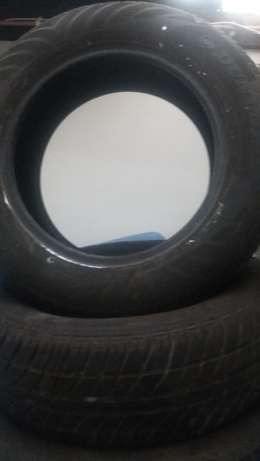 tyres for bakkie all what you see i have Kenilworth - image 1
