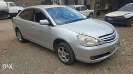 Toyota Allion 2007 model 1800cc, very clean, accident free,