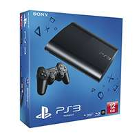 PS3 SuperSlim 12GB Boxed Great Condition,Well Looked After