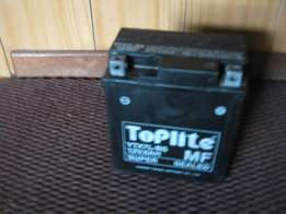 Second Hand - Bike & Quad Batteries - R170.00 Each