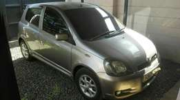 Vitz Rs 1300CC lady driven