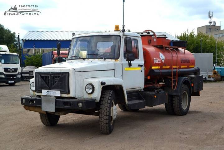 ГАЗ 36135-011 - 2011