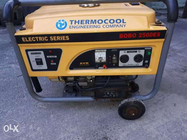 Fairly used thermocool generator 2.0 KW Port Harcourt - image 1