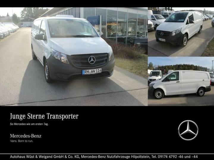 Mercedes-Benz Vito 111 CDI KA+Frischdienst+Fahr-Standkühlg+ATP - 2014