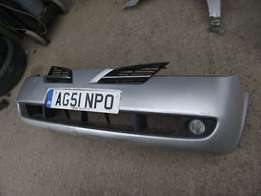 front bumper for nissan