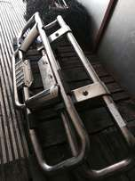 2013 Freightliner Argosy Bullbars or to swop for quad or offroad bikes