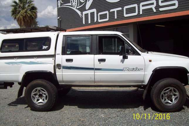 Toyota Hilux 4x4 for sale Welkom - image 1