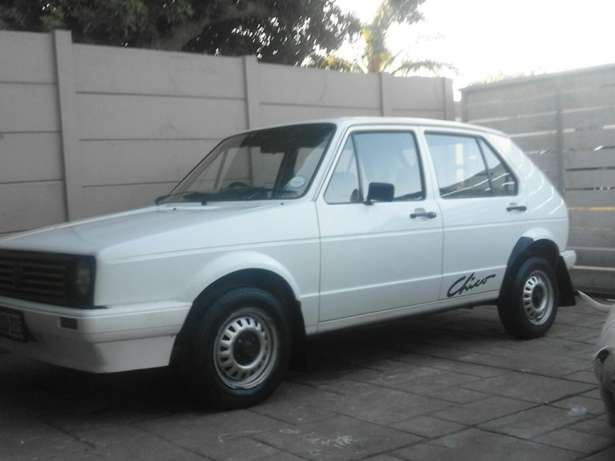 Vw CITI GOLF CHICO FOR SALE-Full service history Bothasig - image 4