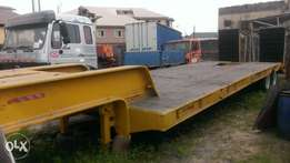 Tokunbo 100tons low bed