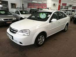 2010 Chevrolet Optra 1.6L with 143000km, Full Service History
