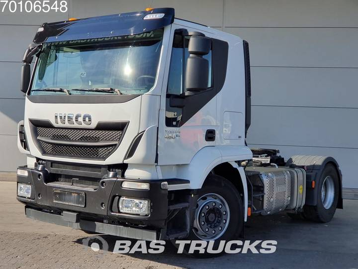Iveco Stralis AT440S46 4X2 Hydraulik Intarder Euro 6 ACC - 2016