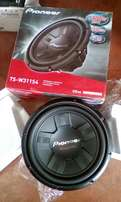 Pioneer Subwoofers with Special Offers