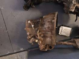 Renault Scenic 1.9 Dci 6 speed gearbox for sale.