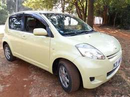Toyota Passo (finance can be arranged)