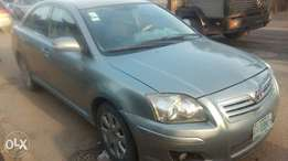 Neatly Registered Toyota Avensis