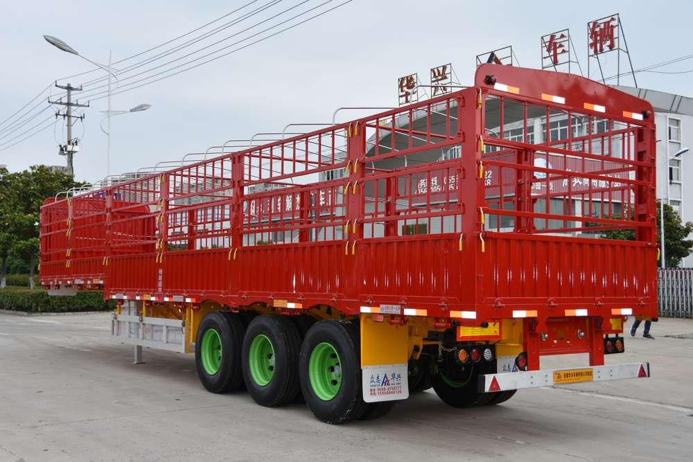 CNH STACK SEMI-TRAILER 13000*2500*1600 standard