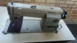 Industrial MITSUBISHI flat sewing machine R2800 ONLY