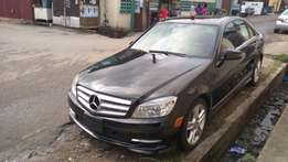For Sale 2011 Mercedes Benz C300 4matic