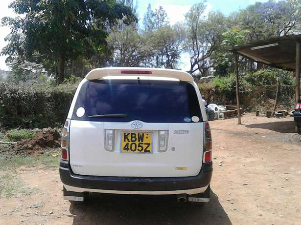 Toyota succeed, very clean, no repairs, ready to drive Nairobi South - image 6