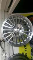 Brand new rims size 14 for personal cars like nze,110,demio,filder etc