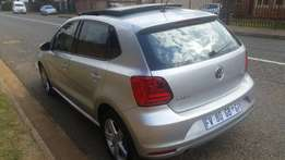 Vw Polo-7 Tsi 1.2 Engine 2016 Model