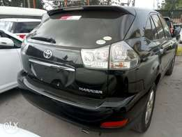 Toyota harrier 2010 model KCP on Sale