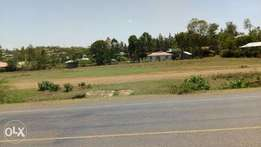 Land in Homabay town