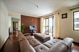 Letting fully furnished 3 bedroom apartment in Loresho