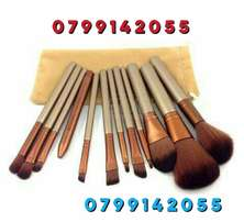 NAKED all makeup brushes set.