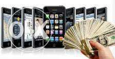 I buy all cellphones and tablets for cash