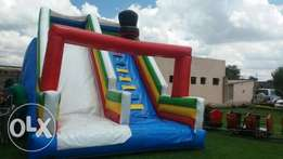 bouncing castle and trampolines for hire