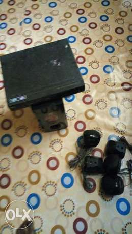 LG home theater with small speakers Ijebu Ode - image 2