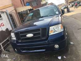 2007 Ford F150 - Navy